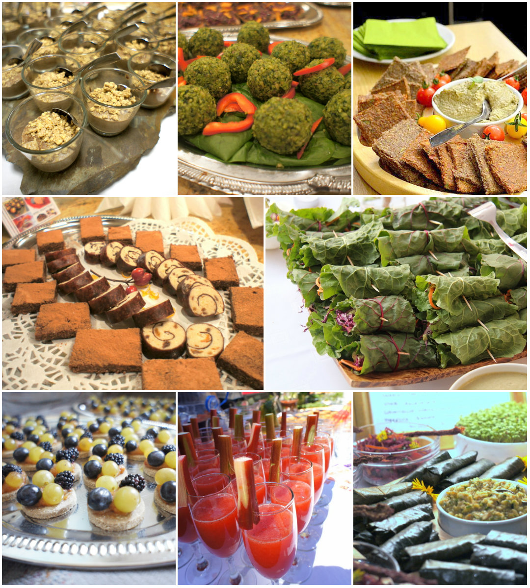 collage catering